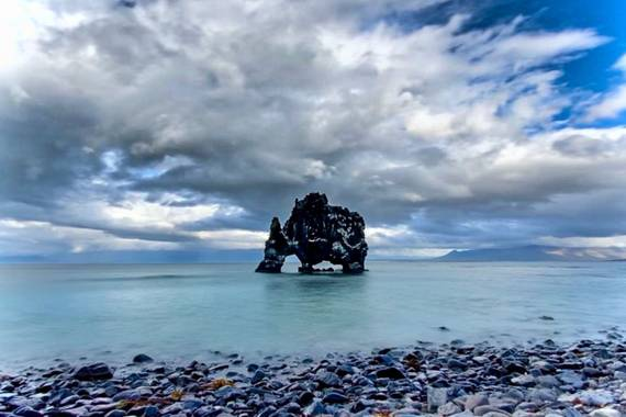 david en Hamelin: Paisaje  (Húnaþing vestra), #apfb HVITSERKUR.