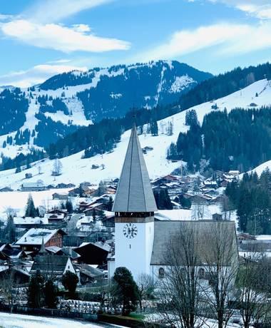 su en Hamelin: Paisaje  (Saanen), #Invierno20       Paisaje en Suiza