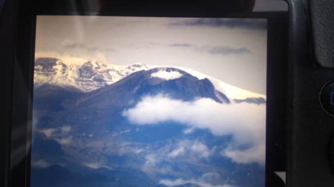 leordi2020 en Hamelin: Paisaje  (Villamaría), #parquenaturallosnevados. Cráter la Olleta. Nevado del Ruiz. Colombia.
