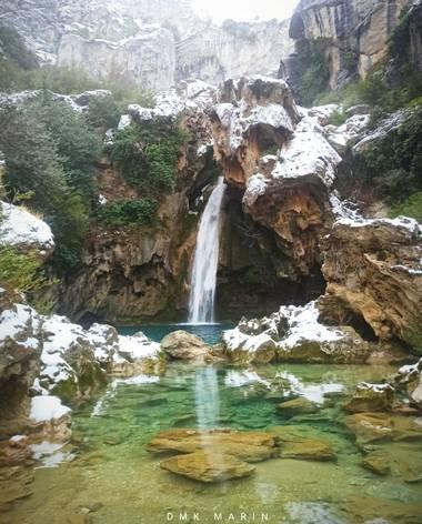 Daniel87marin en Hamelin: Paisaje  (La Iruela), Cascada de la Calavera  Sierra de Cazorla   #mountains #mountainslovers #nature  #naturelovers #cazorla #ja...