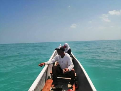 Dario Cruz C en Hamelin: Fishing tour - Proyecto  (Riohacha)