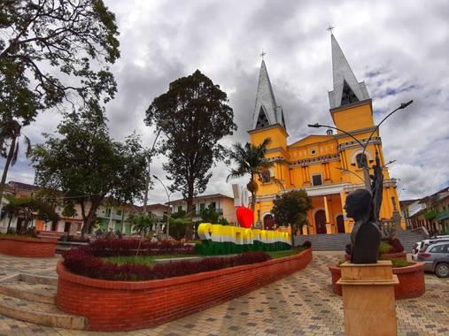 Davidobandoh4 en Hamelin: Pueblos de Antioquia  - Proyecto  (Santo Domingo)
