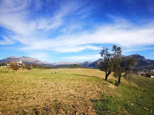 Marigelu en Hamelin: PAISAJES PROVINCIA MÁLAGA  - Proyecto  (Villanueva del Trabuco)
