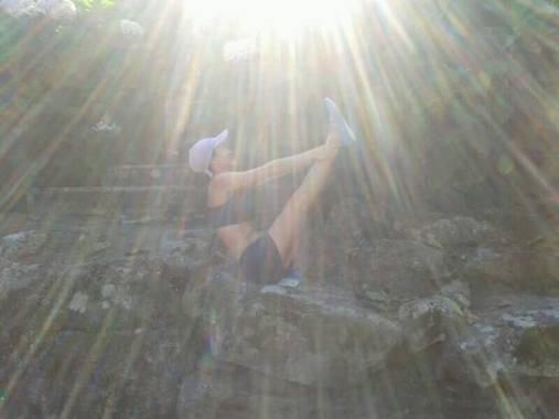 Diana Rosa en Hamelin: Yoga,meditación para todos - Proyecto  (Almogía)