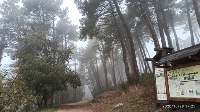 tapapuntos en Hamelin: Abantos (Los Escoriales) - Proyecto  (San Lorenzo de El Escorial)