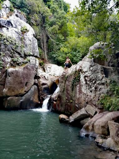 Larisa Leu en Hamelin: Larisa Leu - Proyecto  (Algeciras)