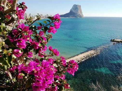Naturalmente en Hamelin: Comunidad Valenciana. Costa & Montaña  - Proyecto  (Villajoyosa)
