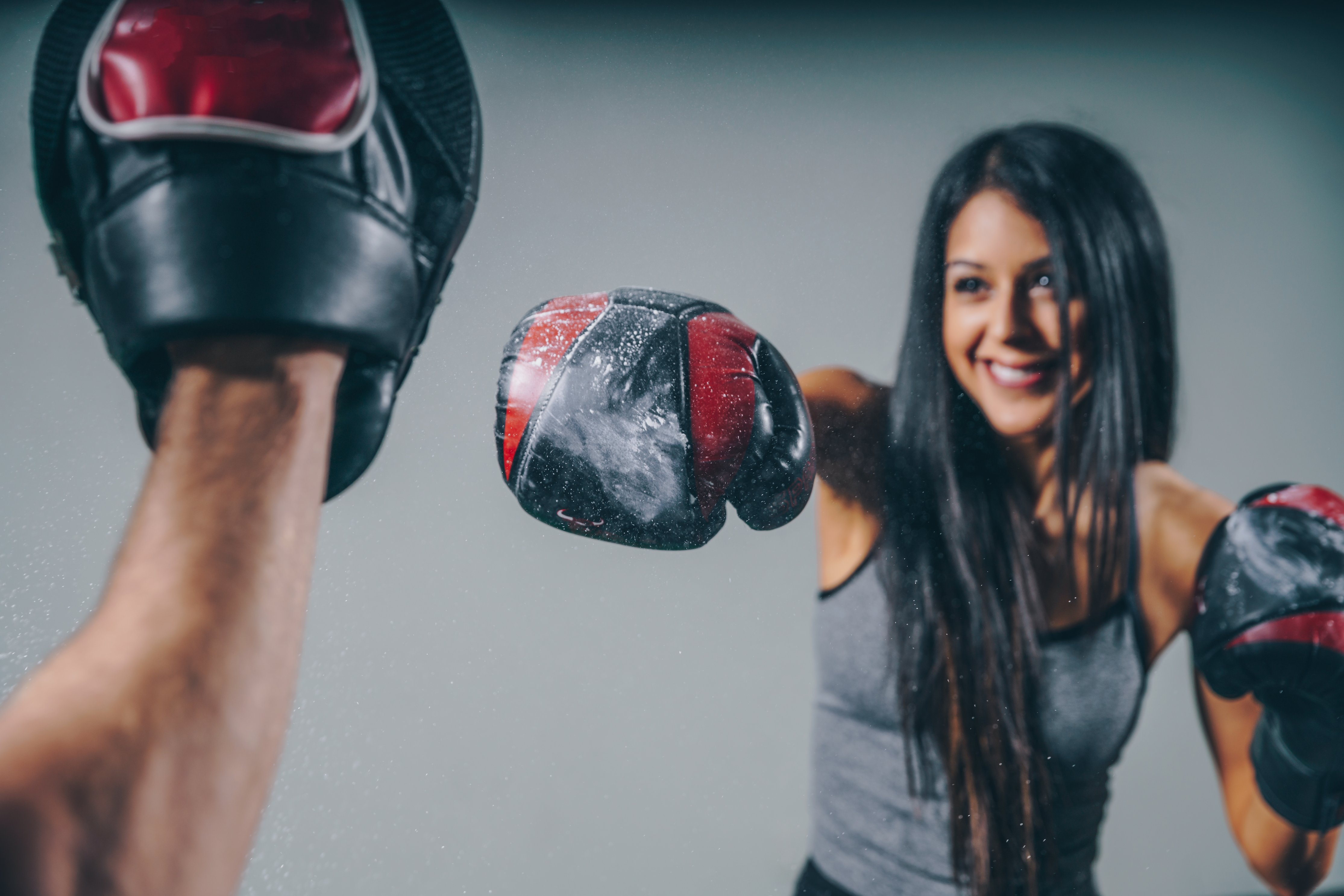 Image of Boxing, a drinking game on Happy Stagger