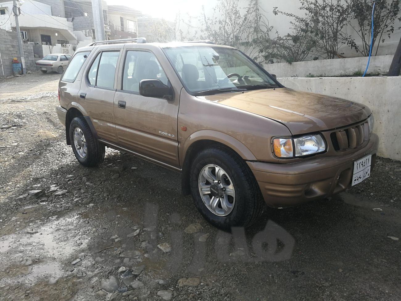 Izuzu rudo 2000