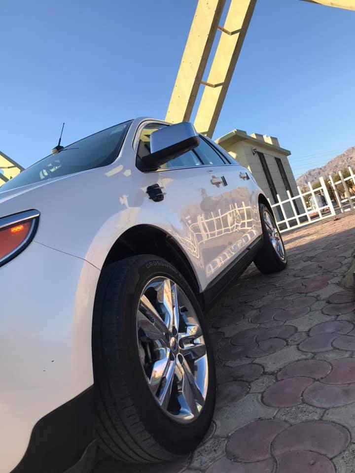 Ford edge 2012 ful