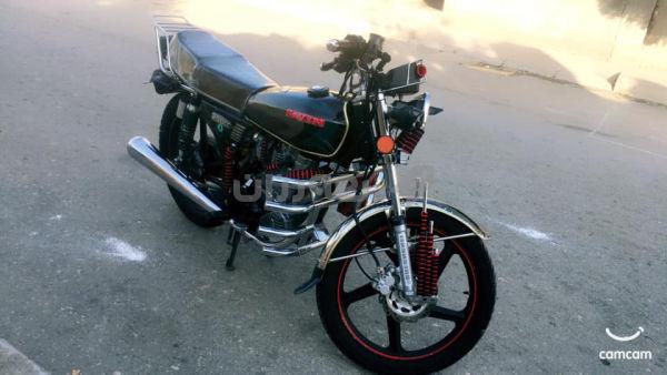 ساڤینی ئێرانی 200cc مۆدێل  96