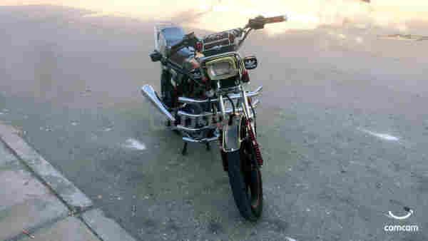 ساڤینی ئێرانی 200cc مۆدێل  96 - 2