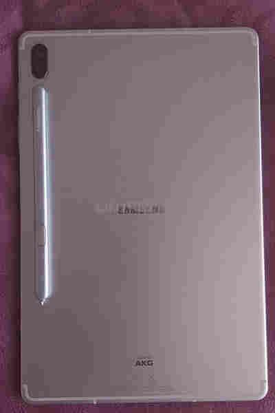 Galaxy tab s6 - 2