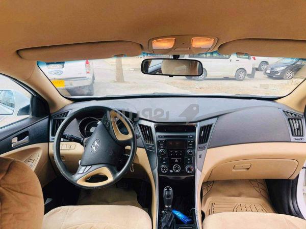 سيارة هوندا سوناتا موديل 2013  - 3