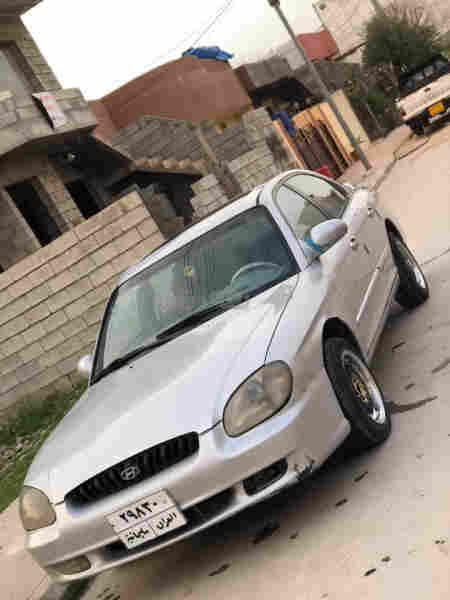 Honda sonata 2001