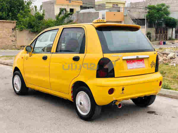Chery Taxi - 2