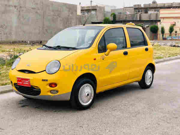 Chery Taxi - 3