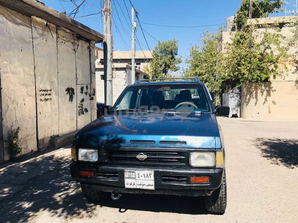 نيسان پاسفێندەر 1994 - 2