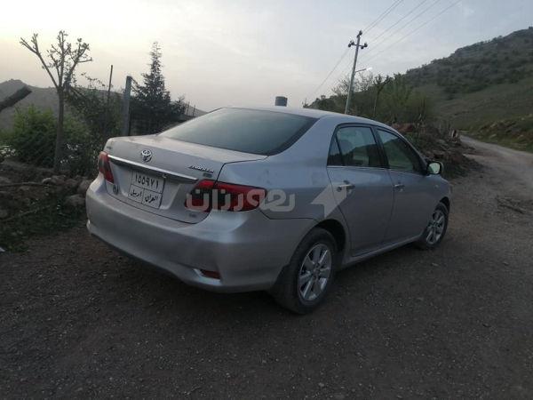 Corolla 2008 - 7