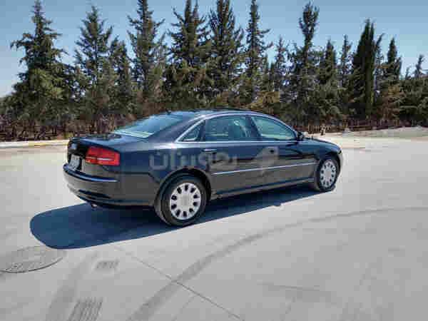 Audi A8 2009 - 3