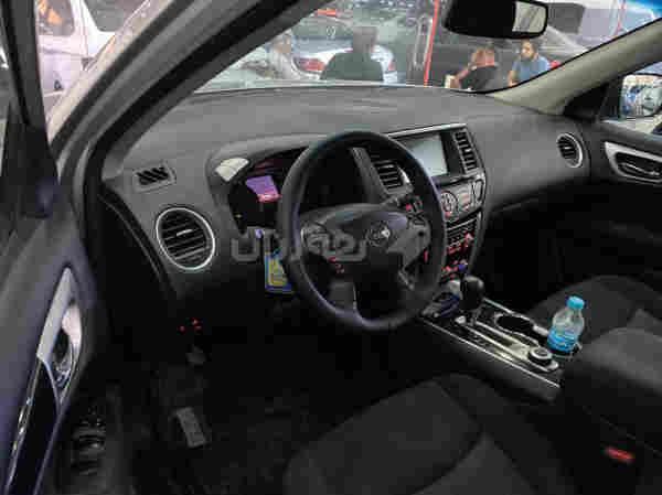 Nissan Pathfinder 2017 - 2