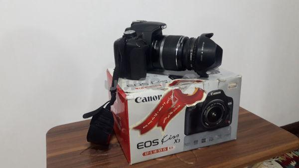 Camerai CANON EOS kiaa X3 - 3