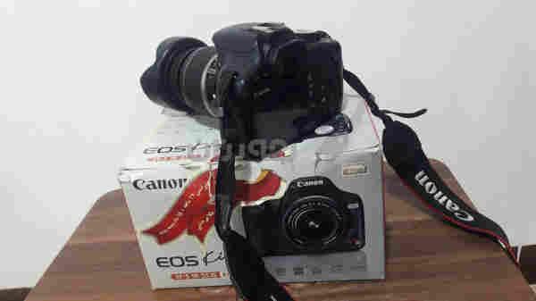 Camerai CANON EOS kiaa X3 - 2