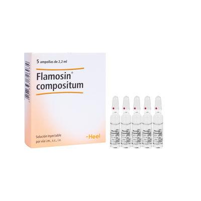 FLAMOSIN COMPOSITUM AMPOLLAS