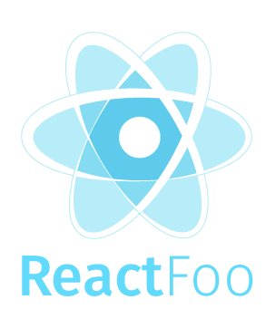 ReactFoo 2018 Hyderabad logo