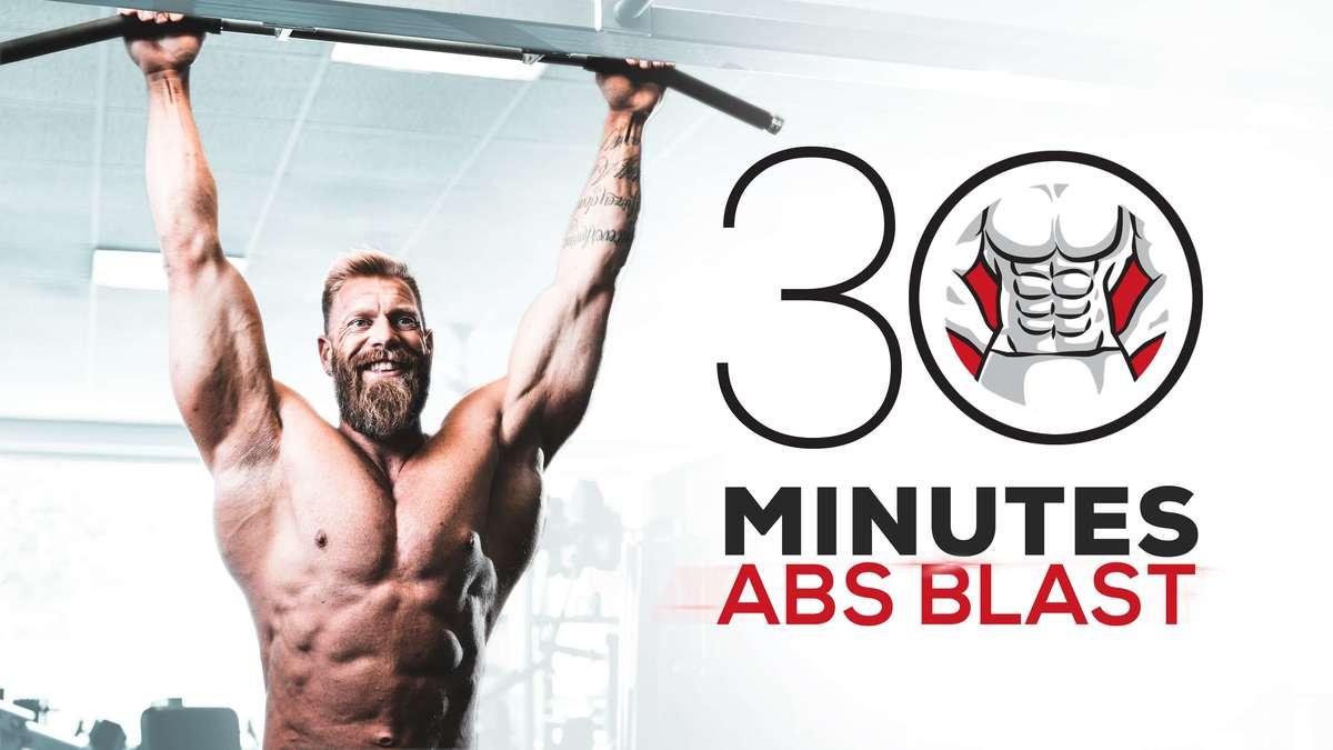 30 Minutes Abs Blast