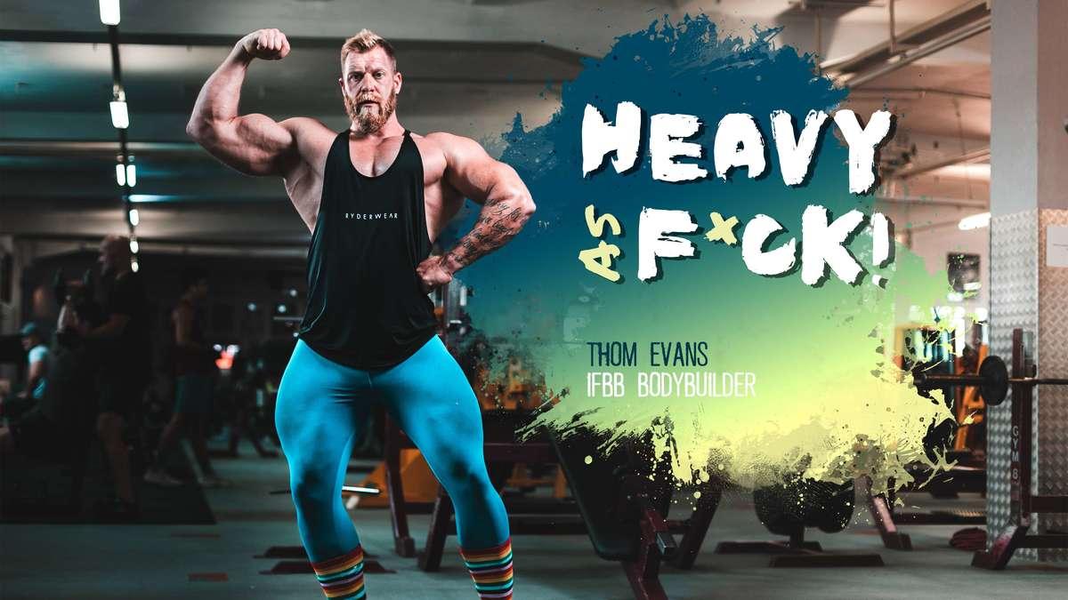 Heavy As F*ck!