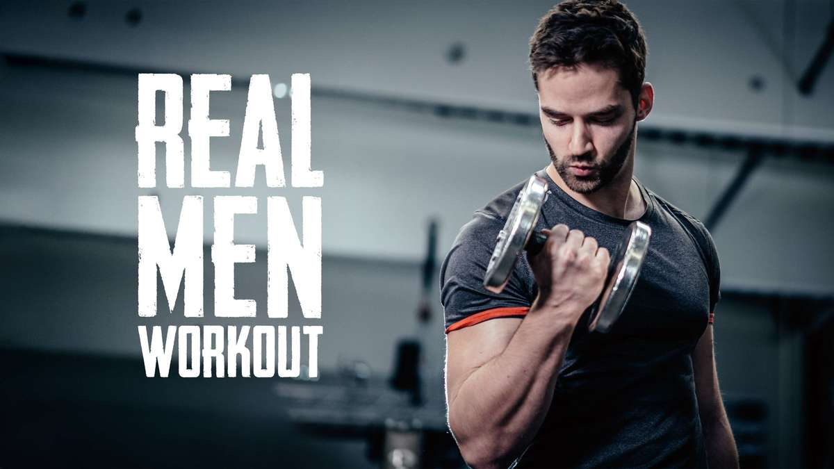 Real Men's Workout