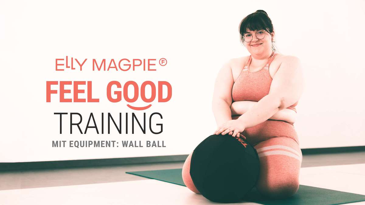 Feel Good Training mit Wall Ball