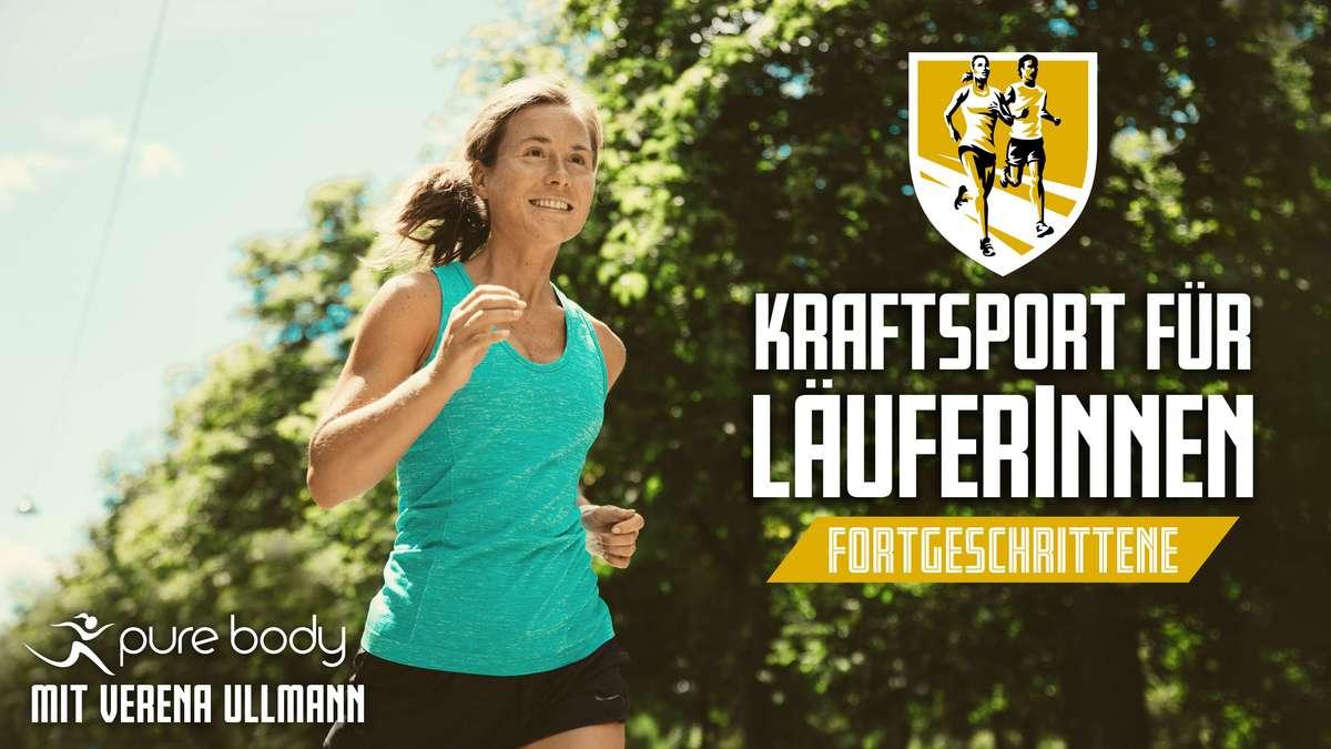 Purebody Kraftsport für LäuferInnen - Fortgeschrittene