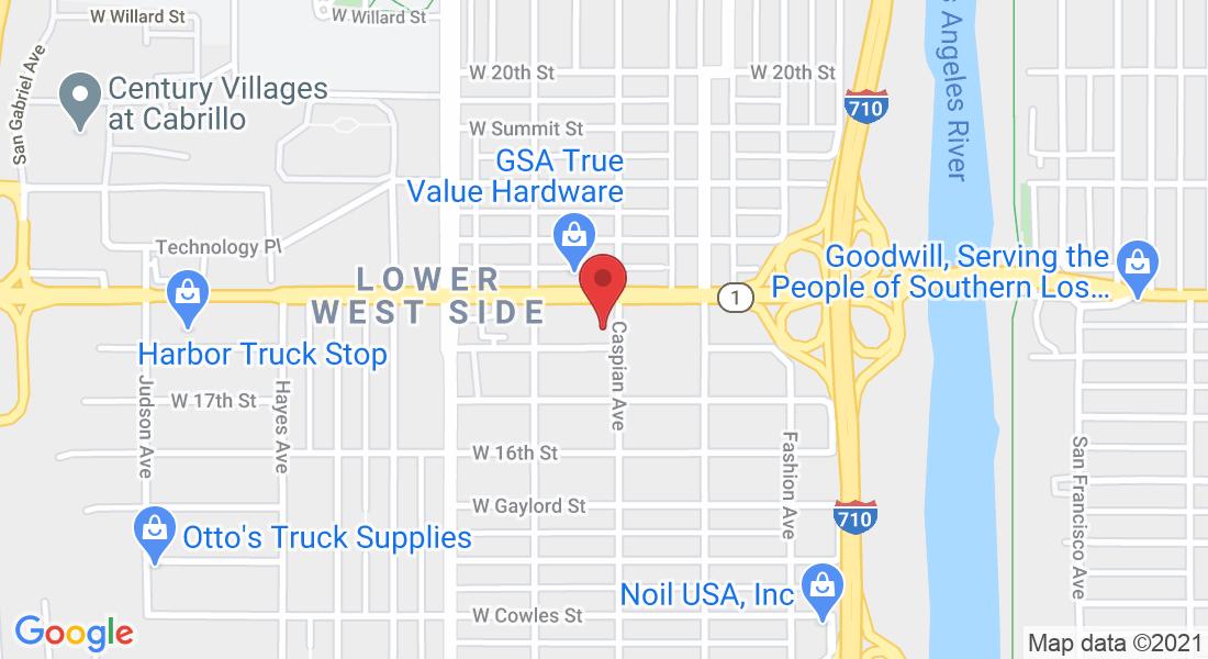 1500 W Pacific Coast Hwy, Long Beach, CA 90810, USA