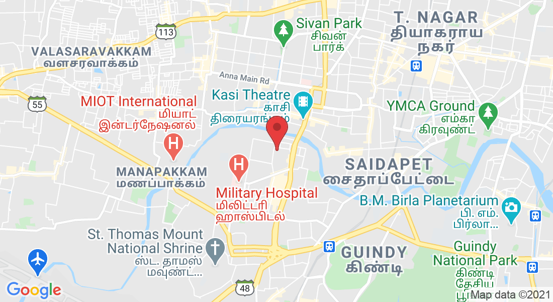 30, 2nd Cross Street, Kalaimagal Nagar, Ekkatuthangal, Chennai, Tamil Nadu 600032, India