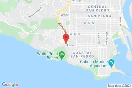 1536 W 25th St, San Pedro, CA 90732, USA