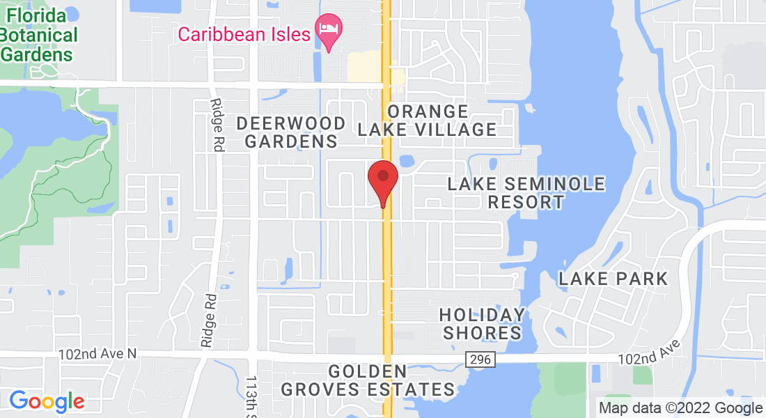 11020 Seminole Blvd, Largo, FL 33778, USA