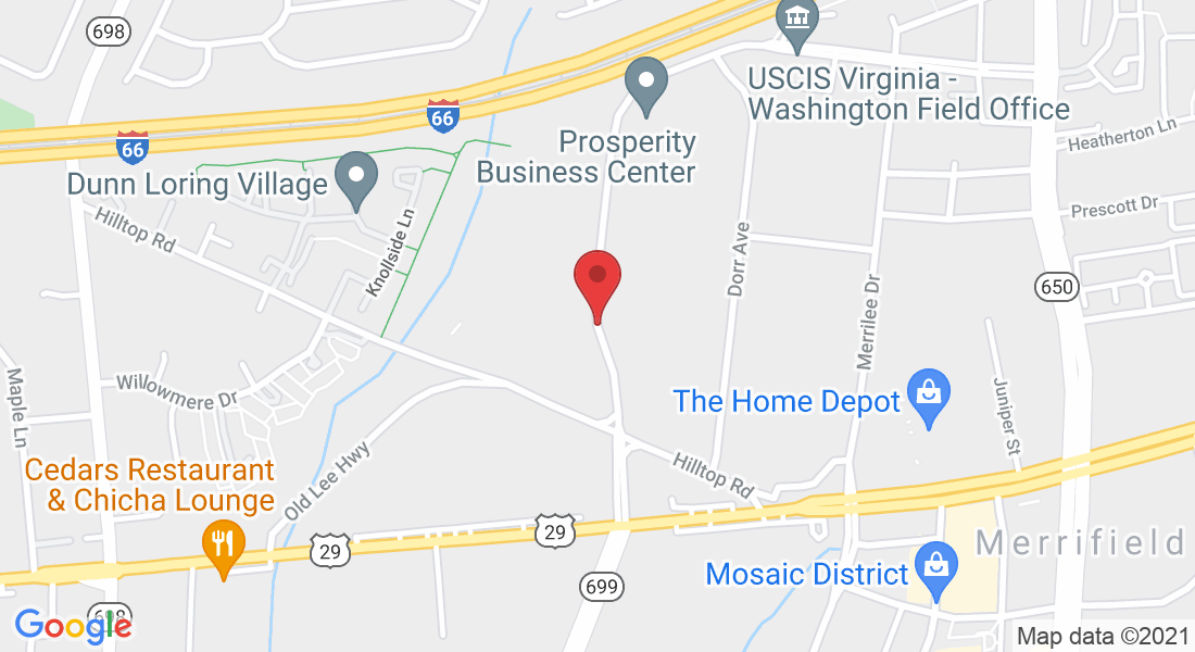 2751 Prosperity Ave, Fairfax, VA 22031, USA