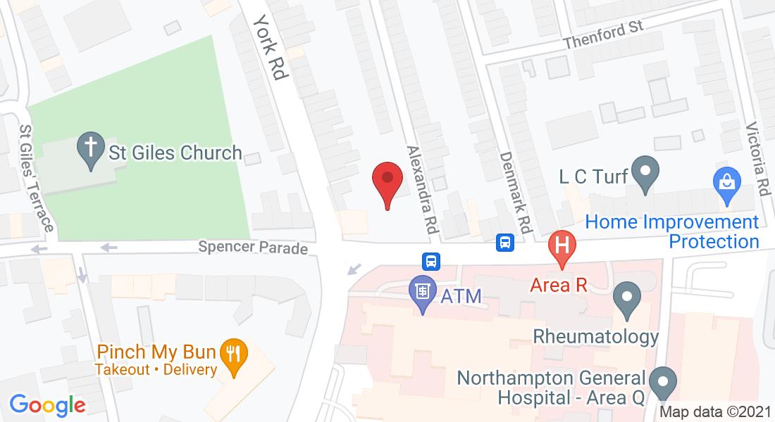 Billing Rd, Northampton NN1 5AL, UK