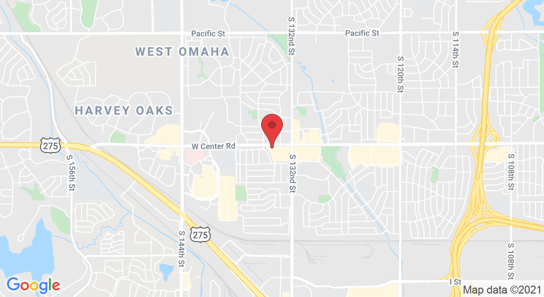 13479 W Center Rd, Omaha, NE 68144, USA
