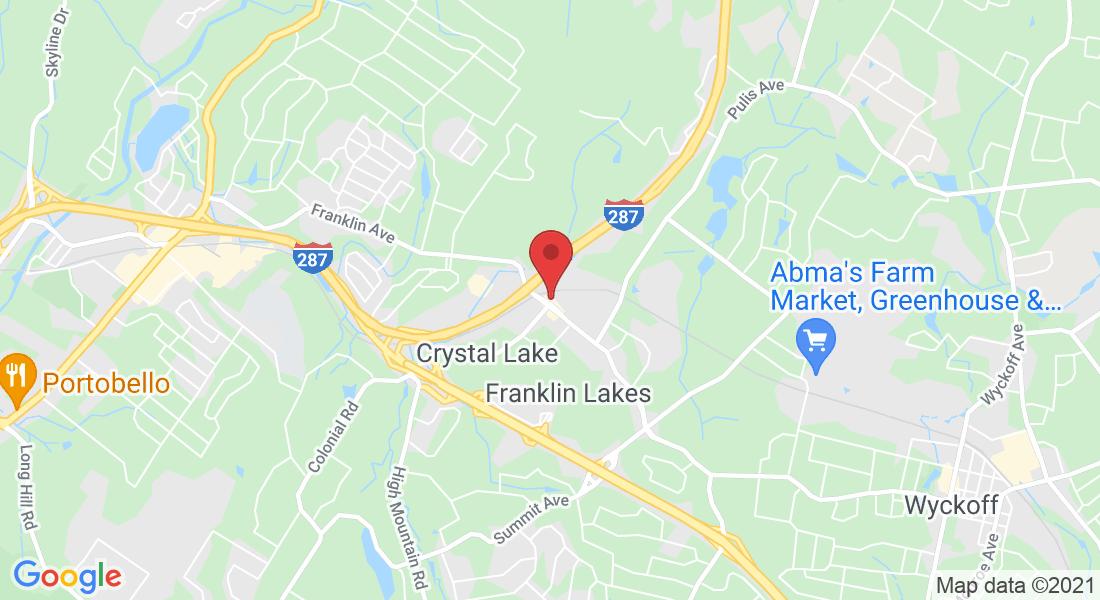801 Franklin Ave Suite #201, Franklin Lakes, NJ 07417, USA