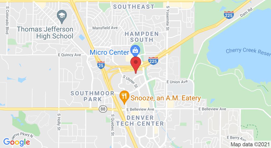 8055 E Tufts Ave Suite 1235, Denver, CO 80237, USA