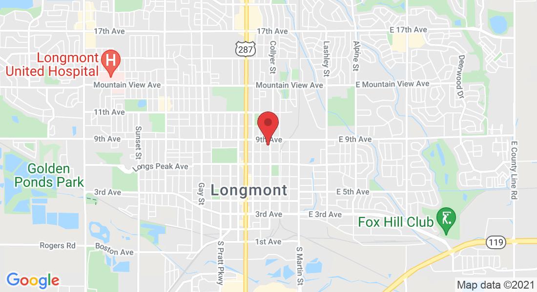 821 Collyer St, Longmont, CO 80501, USA