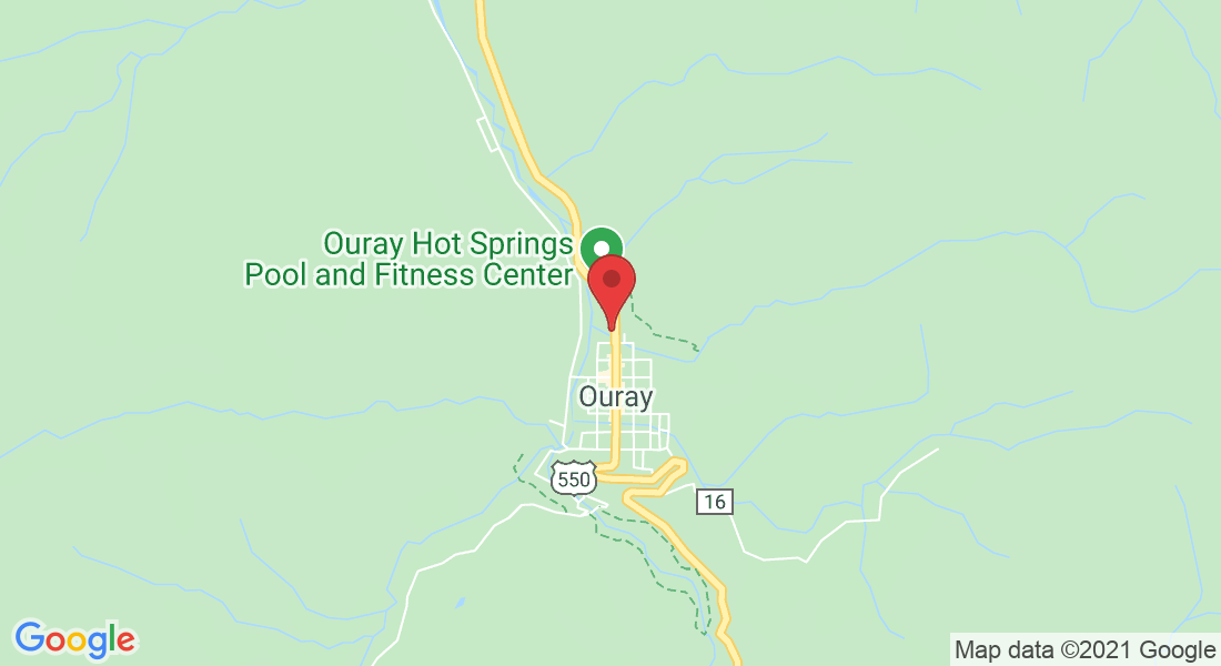 920 Main St, Ouray, CO 81427, USA