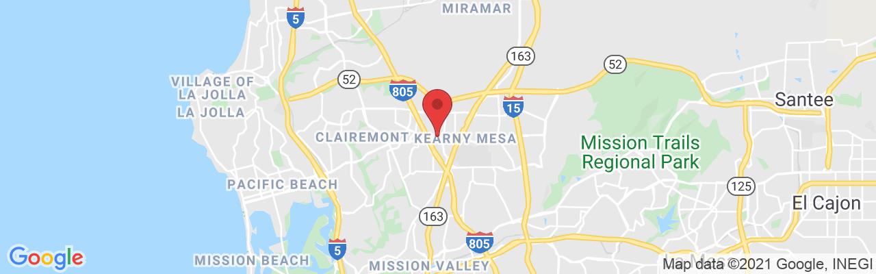 7710 Balboa Ave, San Diego, CA 92111, USA