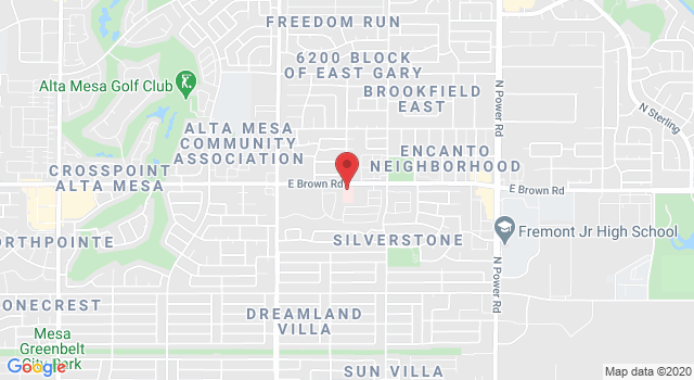 6239 E Brown Rd, Mesa, AZ 85205, USA