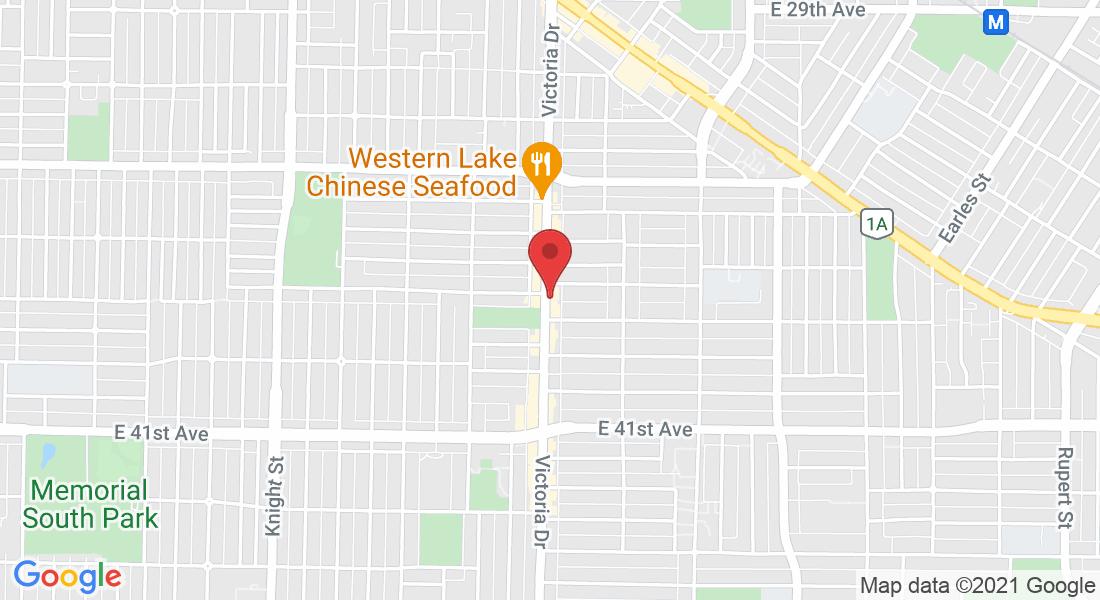 5334 Victoria Dr, Vancouver, BC V5P 3V7, Canada