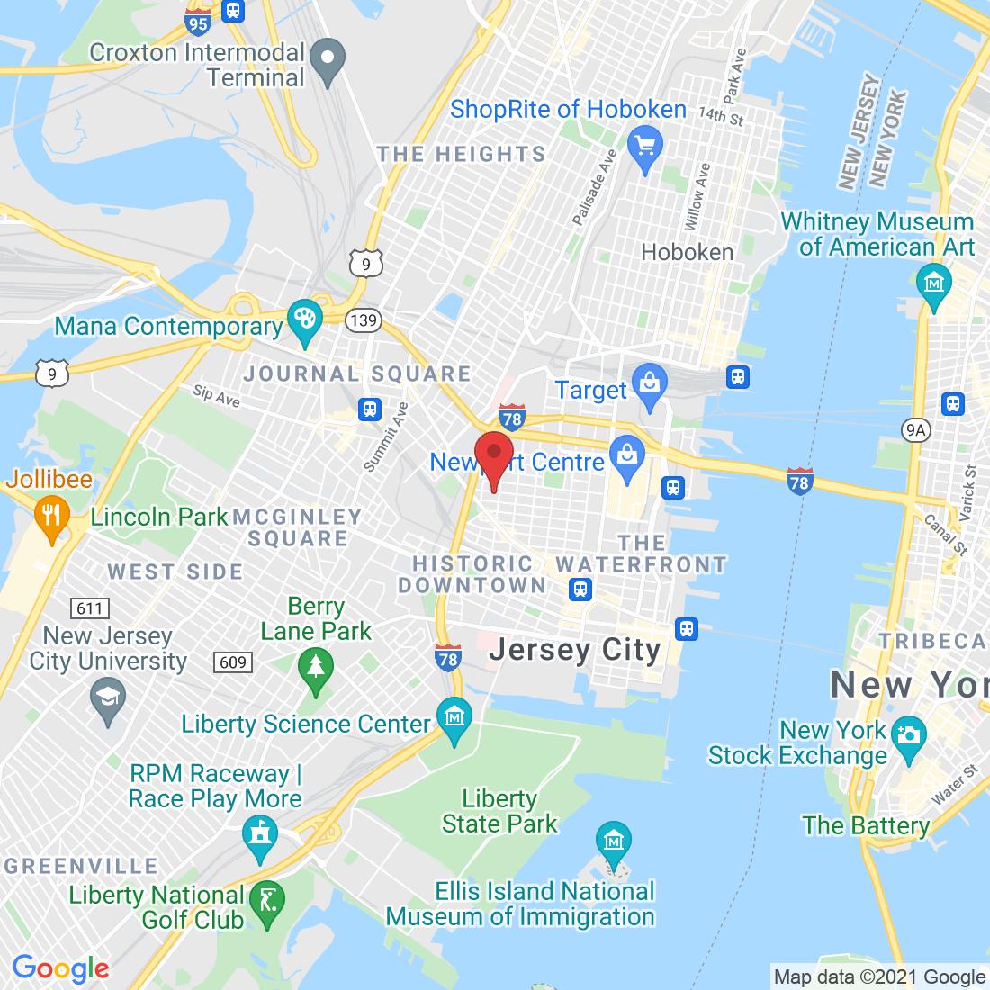 189 Brunswick St, Jersey City, NJ 07302, USA