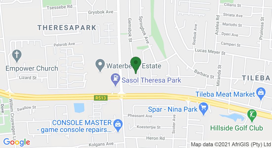 11 Takbok St, Theresapark, Akasia, 0155, South Africa